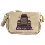 Trucker Elizabeth Messenger Bag