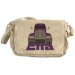 Trucker Ella Messenger Bag
