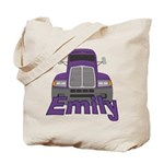 Trucker Emily Tote Bag