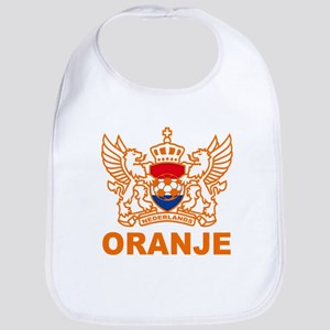 Netherlands World Cup Soccer Bib