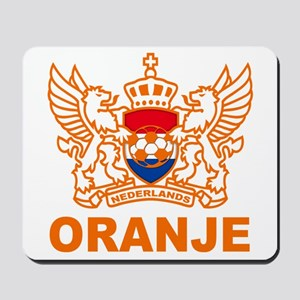 Netherlands World Cup Soccer Mousepad