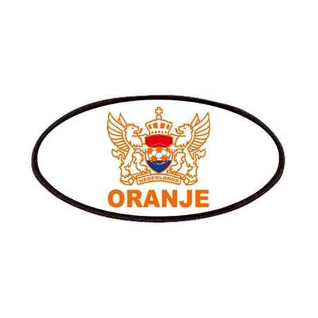 Netherlands World Cup Soccer Patches