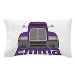 Trucker Emma Pillow Case