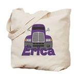 Trucker Erica Tote Bag