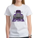 Trucker Erika Women's T-Shirt