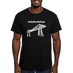 Tees Transporter Bridge (black) T-Shirt