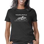 Bamburgh Castle (black) Women's Classic T-Shirt