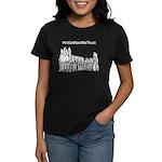Whitby Abbey (black) Women's Value T-Shirt