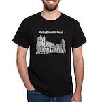 Whitby Abbey (black) Men's Value T-Shirt