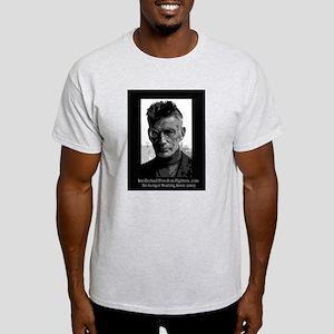 Beckett Ash Grey T-Shirt