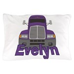 Trucker Evelyn Pillow Case