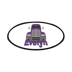 Trucker Evelyn Patches