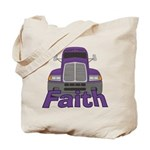 Trucker Faith Tote Bag