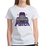 Trucker Faith Women's T-Shirt