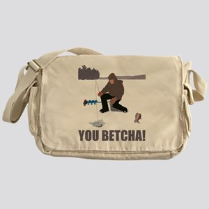 jeyler_you_betcha Messenger Bag