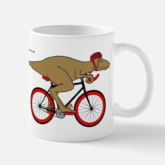 Cute Velociraptor Mug