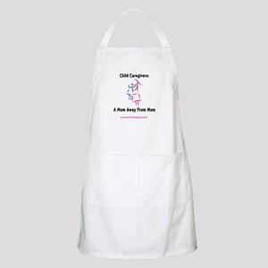 Mom Away From Mom BBQ Apron