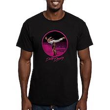 Dirty Dancing Swim Scene Men's Fitted T-Shirt