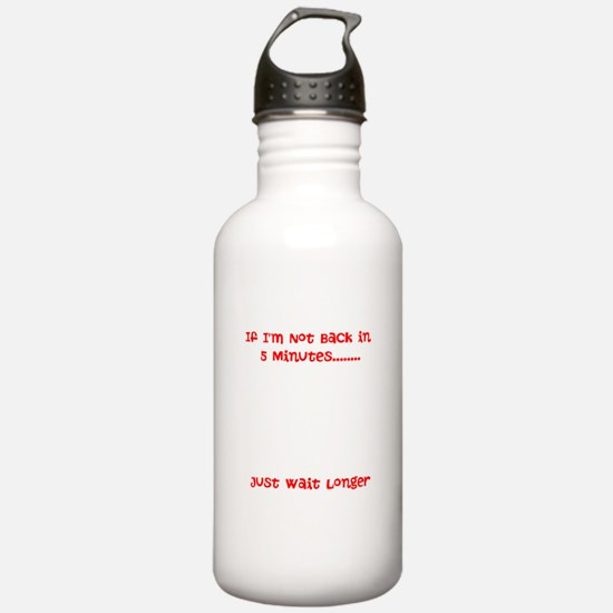 Cute Wait Water Bottle