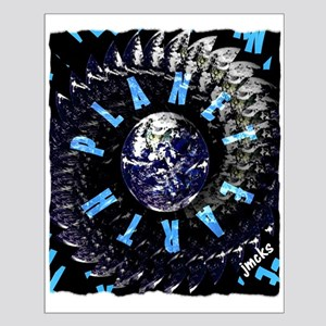 planet earth Small Poster
