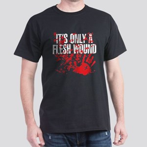 flesh wound Dark T-Shirt