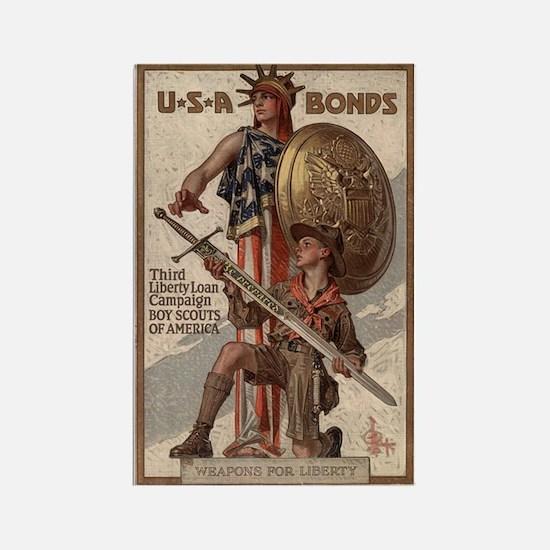 USA bonds: Third Liberty Loann Campaign: Boy Scout