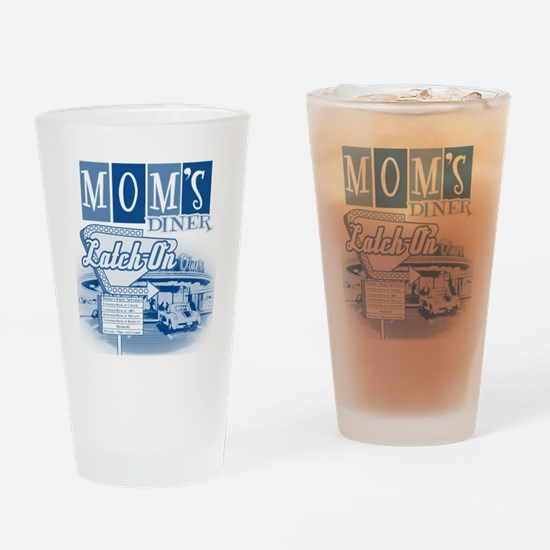 Moms Diner Drinking Glass