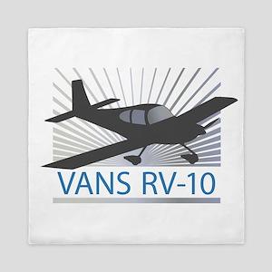 Aircraft Vans RV-10 Queen Duvet