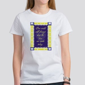 Our souls keep the love. Women's T-Shirt
