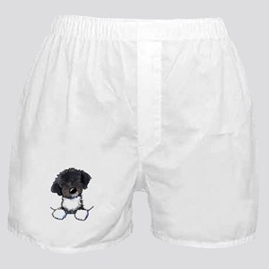 Pocket Havanese Boxer Shorts