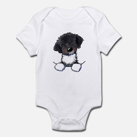 Pocket Havanese Infant Bodysuit
