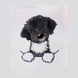 Pocket Havanese Throw Blanket