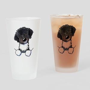 Pocket Havanese Drinking Glass