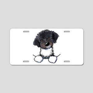 Pocket Havanese Aluminum License Plate