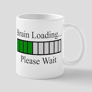 Brain Loading Bar Mug