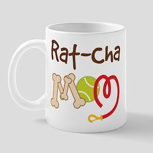 Rat-Cha Dog Mom Mug