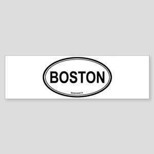 Boston (Massachusetts) Bumper Sticker