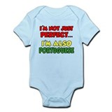 Portuguese baby Bodysuits