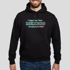 Funny Mexico Designs Hoodie (dark)