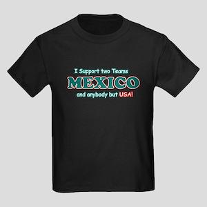 Funny Mexico Designs Kids Dark T-Shirt