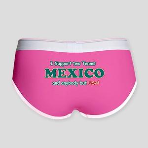 Funny Mexico Designs Women's Boy Brief