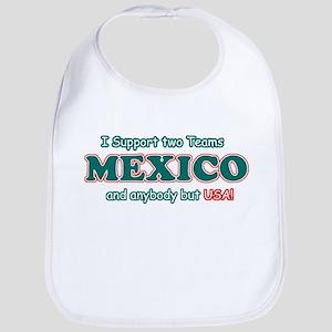 Funny Mexico Designs Bib