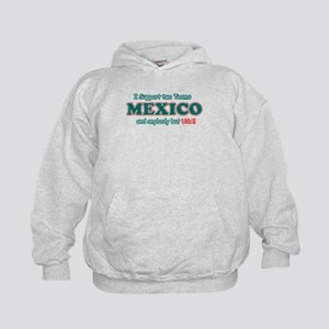 Funny Mexico Designs Kids Hoodie