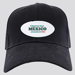 Funny Mexico Designs Black Cap