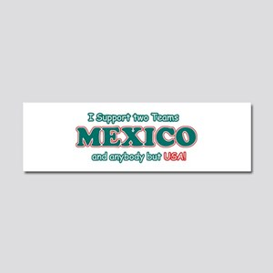 Funny Mexico Designs Car Magnet 10 x 3