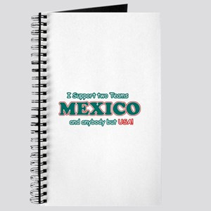 Funny Mexico Designs Journal