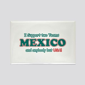 Funny Mexico Designs Rectangle Magnet