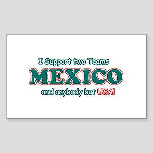 Funny Mexico Designs Sticker (Rectangle)