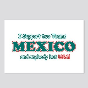 Funny Mexico Designs Postcards (Package of 8)
