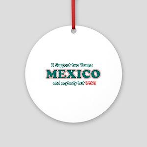 Funny Mexico Designs Ornament (Round)